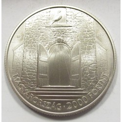 2000 forint 2017 - Reformation