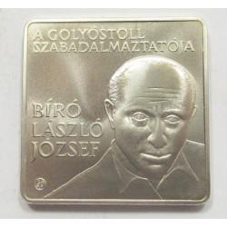1000 forint 2010 - Bíró László József