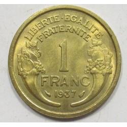 1 franc 1937