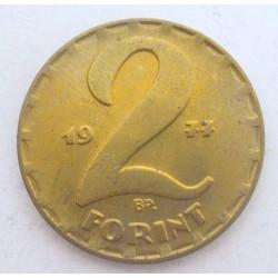 2 forint 1977