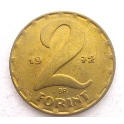 2 forint 1972