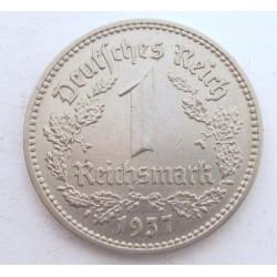 1 reichsmark 1937 A