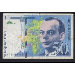50 francs 1997