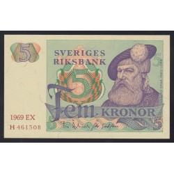 5 kronor 1969