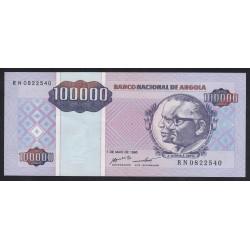 100.000 kwanzas 1995