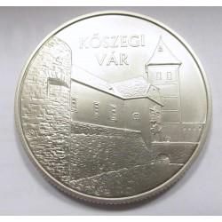 2000 forint 2015 - Castle of Kõszeg