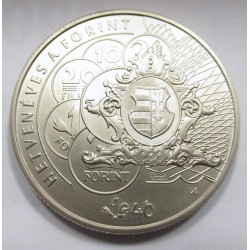 2000 forint 2016 - 70th anniversary of the Forint