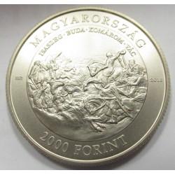 2000 forint 2018 - Görgei Artúr