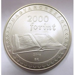 2000 forint 2016 - Constitution of Hungary