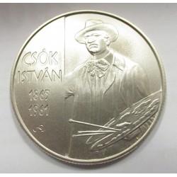 2000 forint 2015 - Csók István