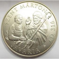 2000 forint 2016 - Szent Márton