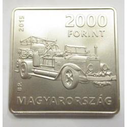 2000 forint 2015 - Szilvay Kornél