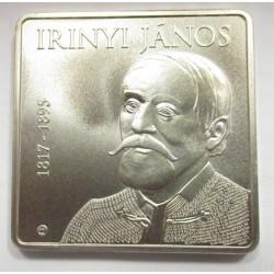 2000 forint 2017 - Irinyi János