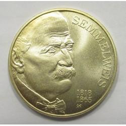 2000 forint 2015 - Semmelweis