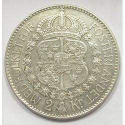 2 kronor 1926 W