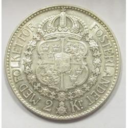 2 kronor 1936 G