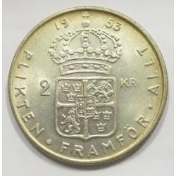 2 kronor 1953 TS