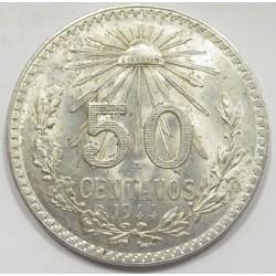 50 centavos 1944