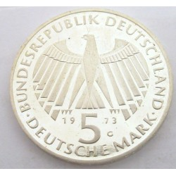 5 mark 1973 G PP - Frankfurt National Assembly