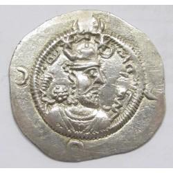 II. Khusru 591-628 drachma - Sassanidan Empire
