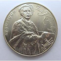 100 korun 1990 - Jan Kupecky