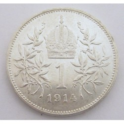 1 corona 1914