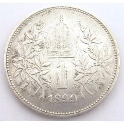 1 corona 1899