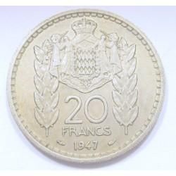 20 francs 1947
