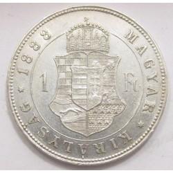 1 forint 1888