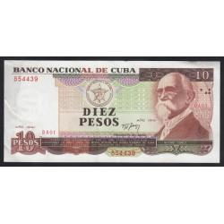 10 pesos 1991
