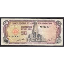 50 pesos 1991