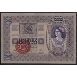 10000 kronen/korona 1920