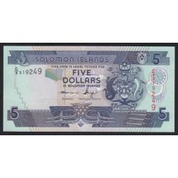 5 dollars 2011