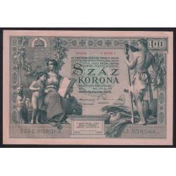 100 kronen/korona 1902