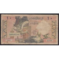 10 dinars 1964
