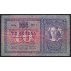 10 kronen/korona 1904