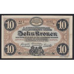 10 kronen/korona 1916 - Zalaegerszeg