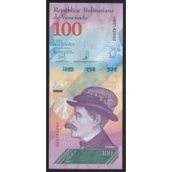 100 bolivares 2018