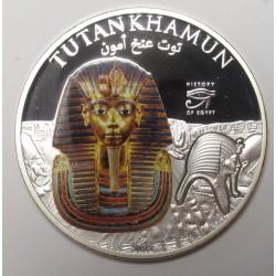 1 dollar 2012 PP - Tutankhamun