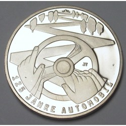 10 euro 2011 F PP - 125 Years of Automobile