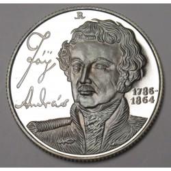 100 forint 1986 PP - Fáy András