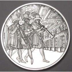 10 euro 2002 - Ambras castle