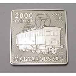 2000 forint 2019 - Kandó Kálmán