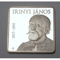 2000 forint 2017 PP - Irinyi János