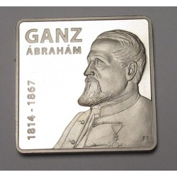 2000 forint 2014 PP - Ganz Ábrahám