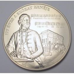 2000 forint 2018 - Szózat