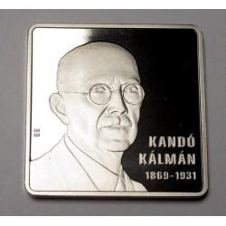 2000 forint 2019 PP - Kandó Kálmán
