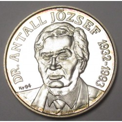 Commemorative medal of Antall József