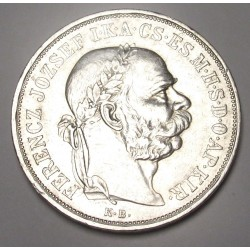 5 korona 1900