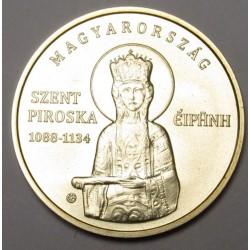2000 forint 2019 - St Piroska